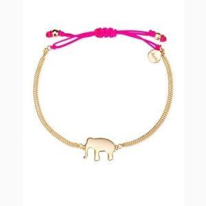 Stella & Dot Elephant Bracelet